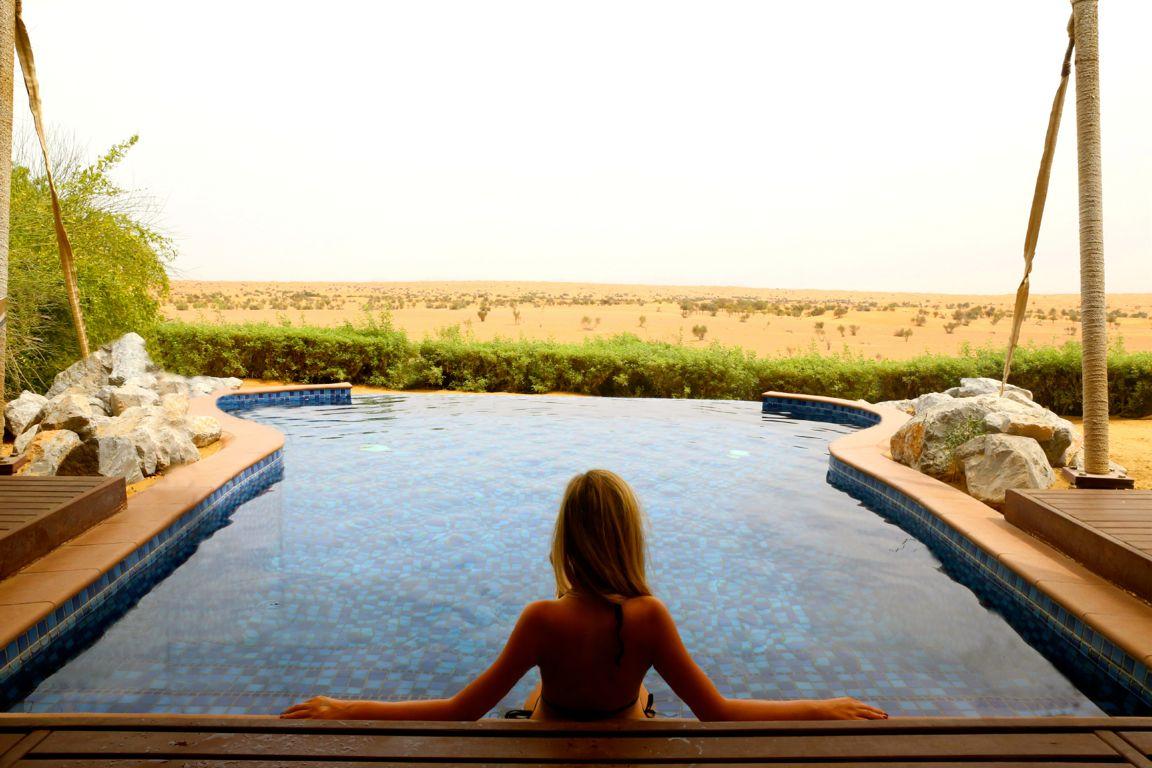 Al maha desert resort essay